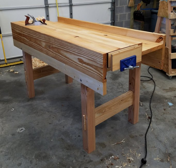 Workbench by Greg Marshall