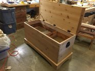 Blanket Chest incorporates methods from tool chest.