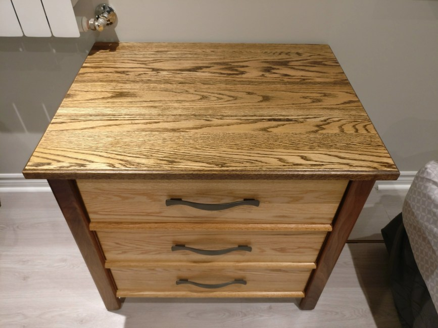 Night Stand Table by Danny Marchese