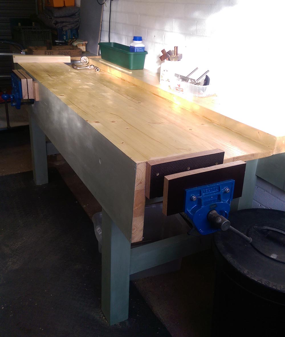 Workbench by Mr Teroo