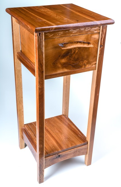 Side Table by Stephen Ayotte