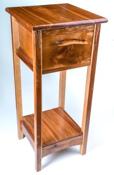 Cherry Side Table for Fund Raising