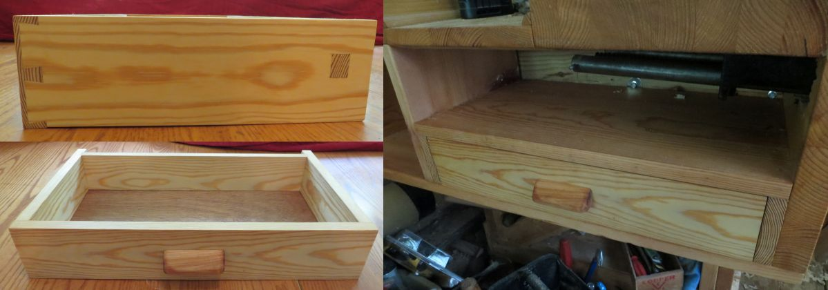 Bench Drawer by mercified