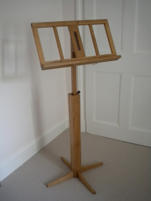 Music Stand by Steve Mees