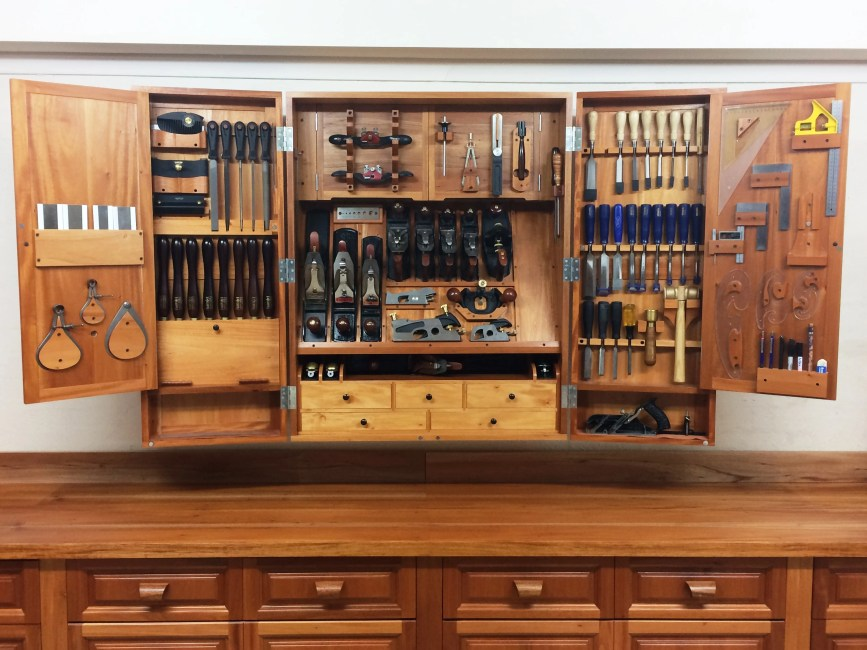 Tool Cabinet by Michael O'Brien