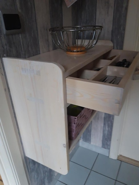 Knife and Fork Drawer by Stefaan Verweirder