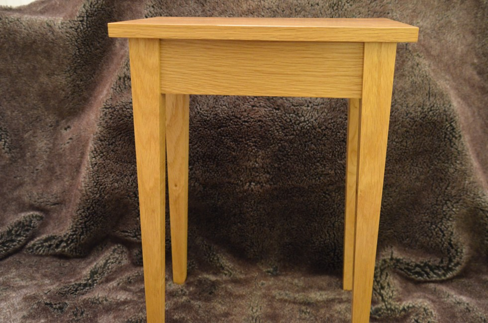 Small Occasional Table by chris stone