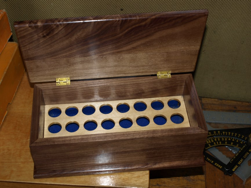 Box For Essential Oils by steve
