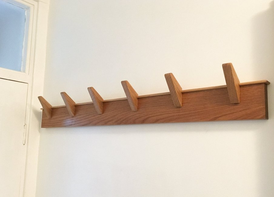 Coat Rack by btyreman