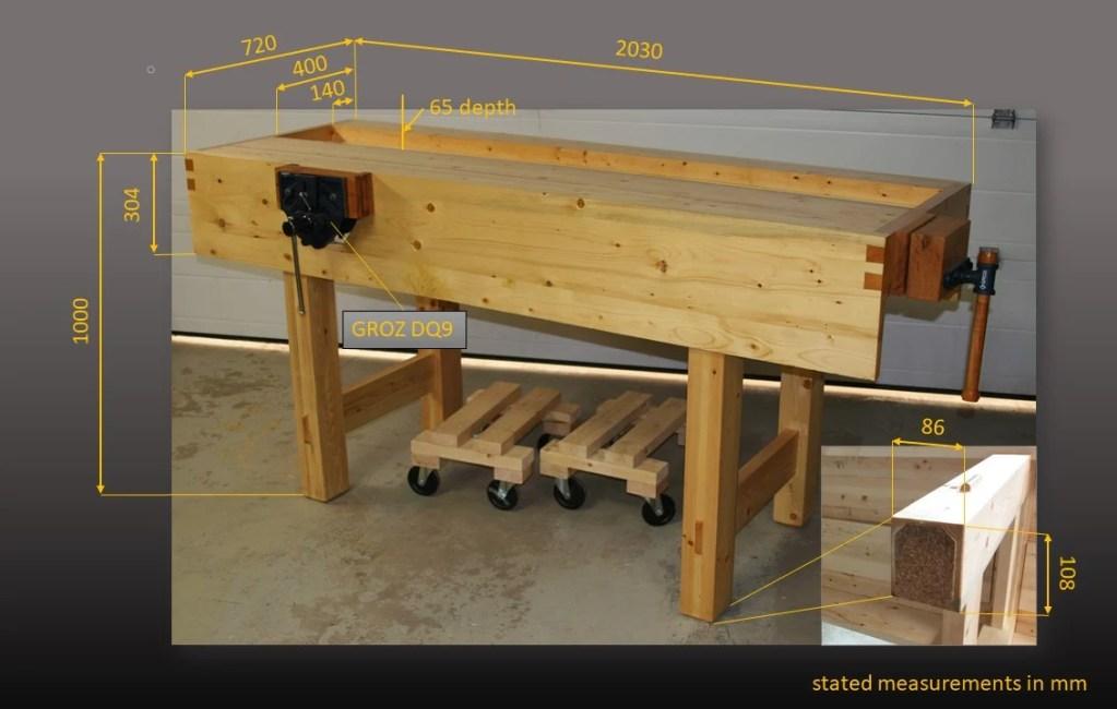 Workbench by Tim Reuter