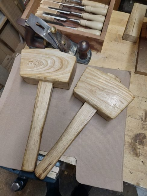 Joiner's Mallets by mxbroome1
