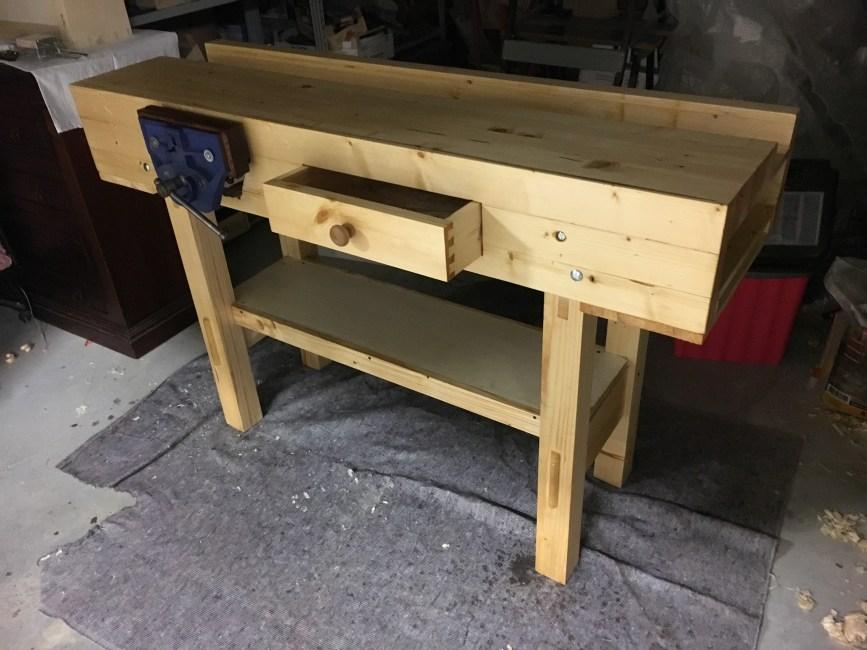 Workbench by Giorgio