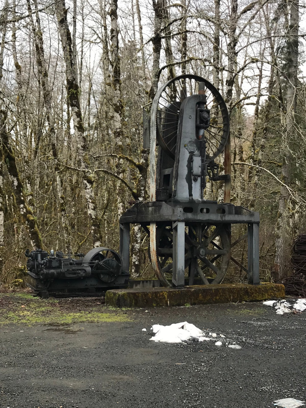 A Bandsaw by James McKinley