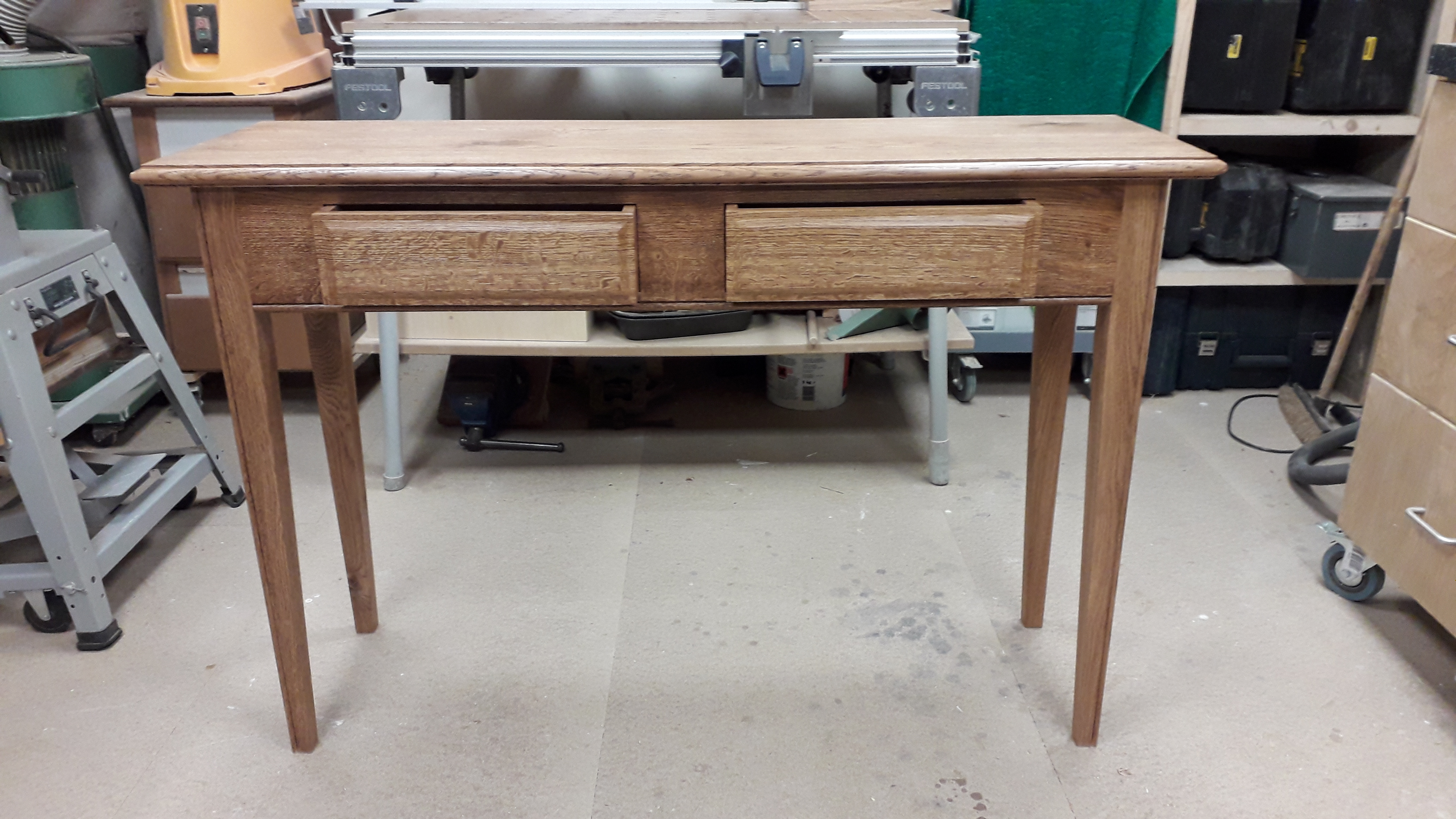 Console Table by John Redden