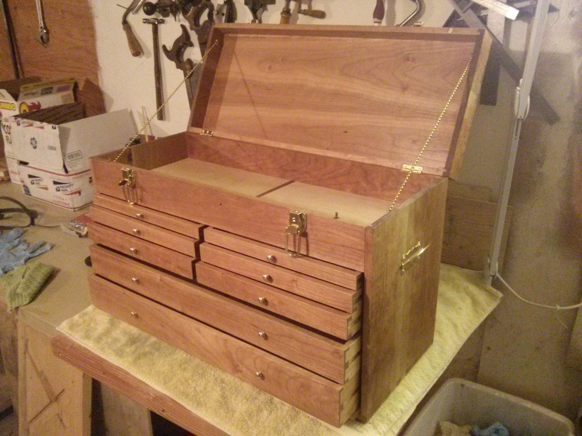 Tool Chest by noelob