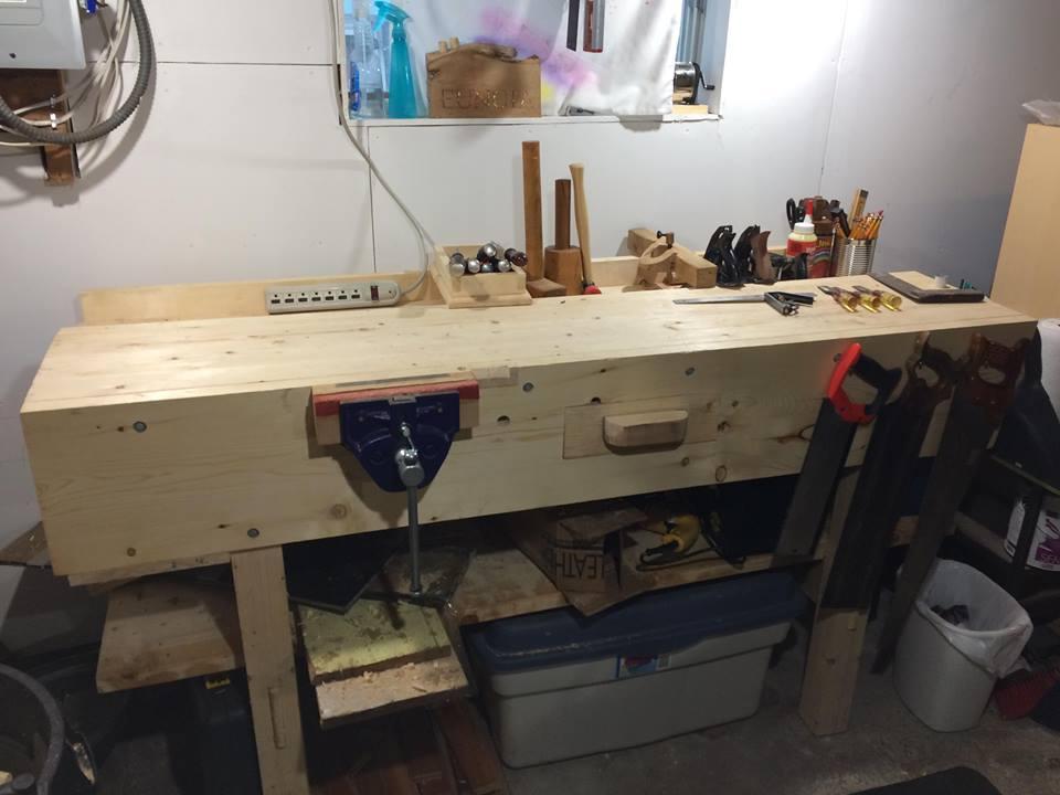 Workbench by Daniel Willis