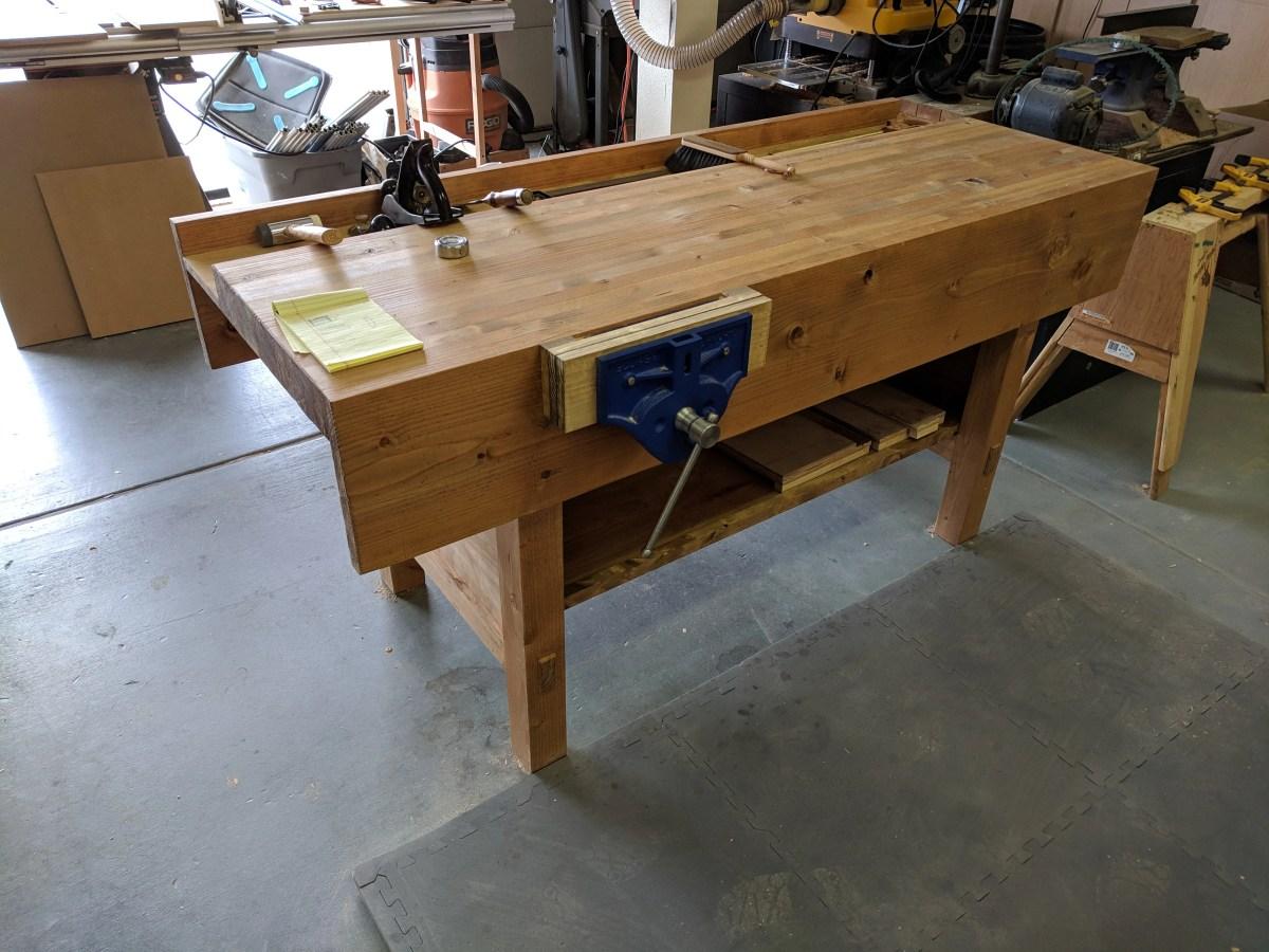 Workbench by jblakley89