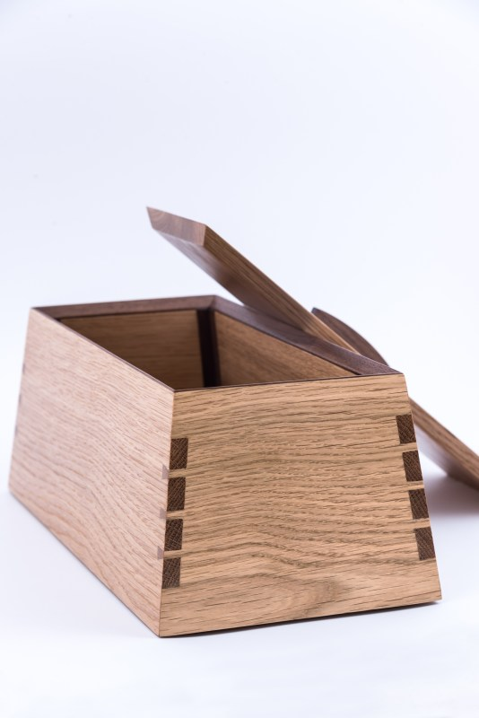 Dovetail Box by Asteriou woodworks