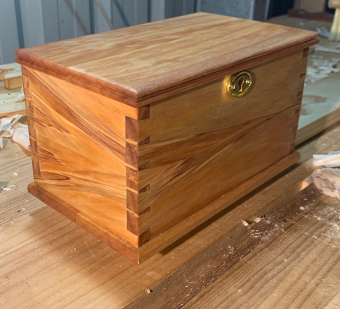 Mothers Day Box by Allan Andersen