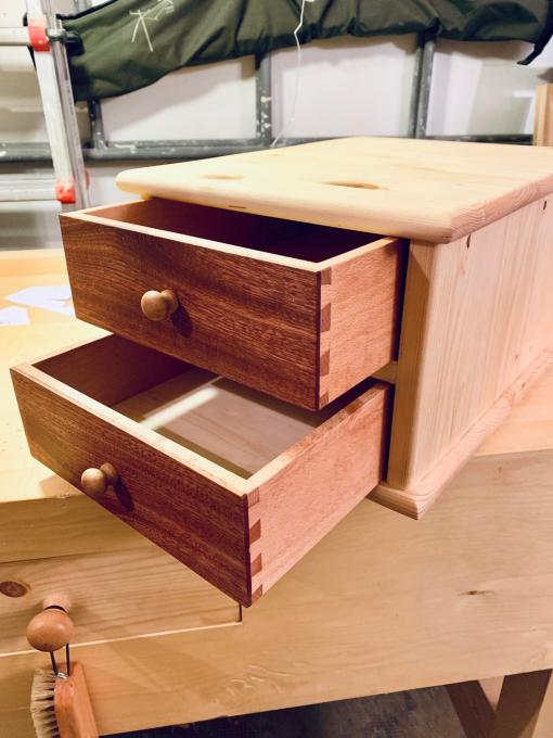 Tool Drawer Organiser by Andrea Mazzini