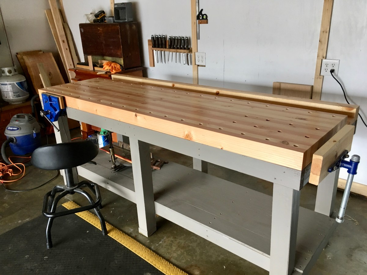 Workbench by MIKE OBRYAN