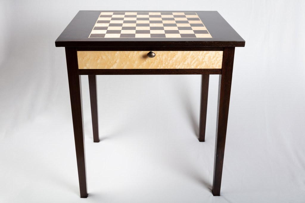 Chess Table by Waldo Nell