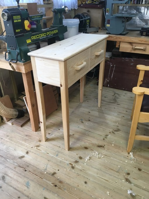 Console Table by rayc21