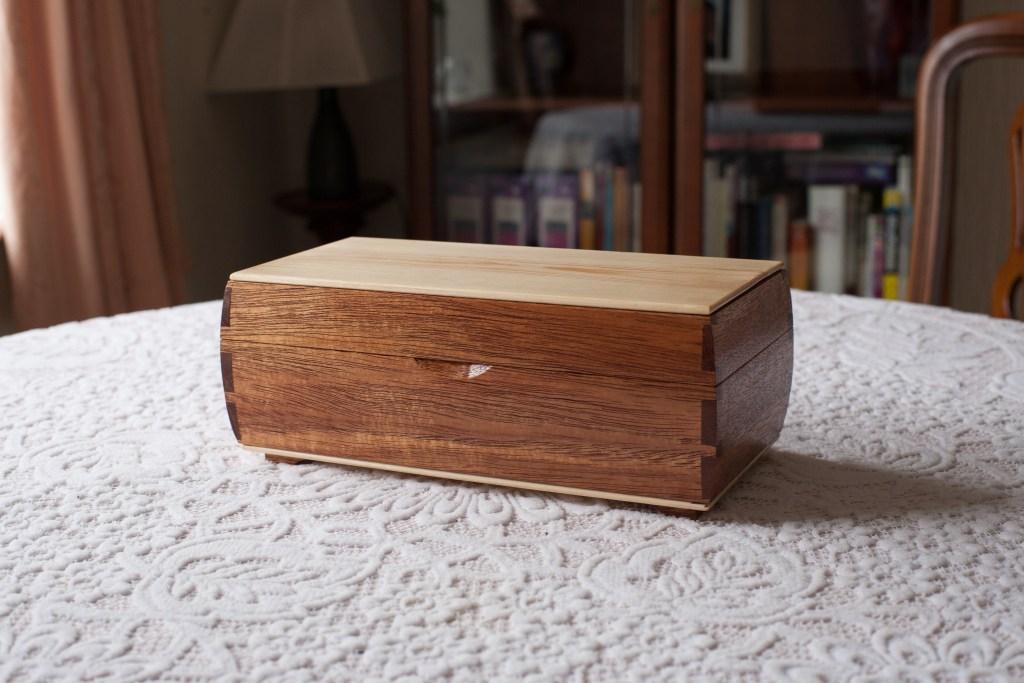 Keepsake Box by btyreman