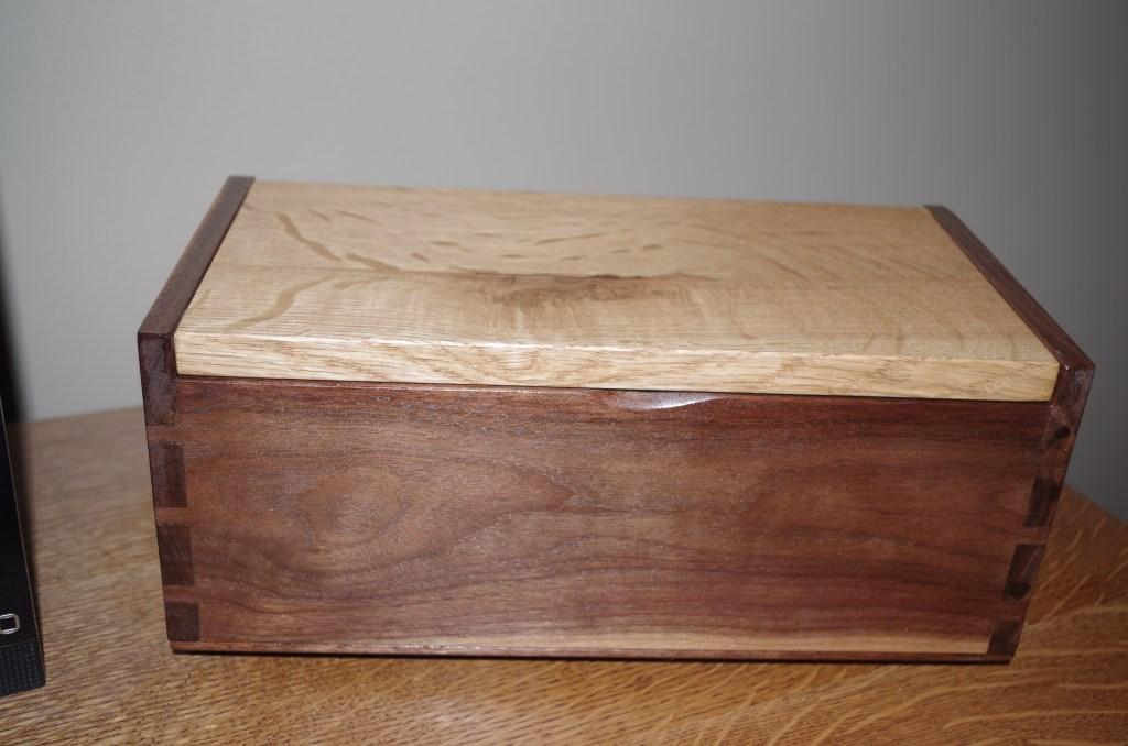 Keepsake Box by jefrog1844