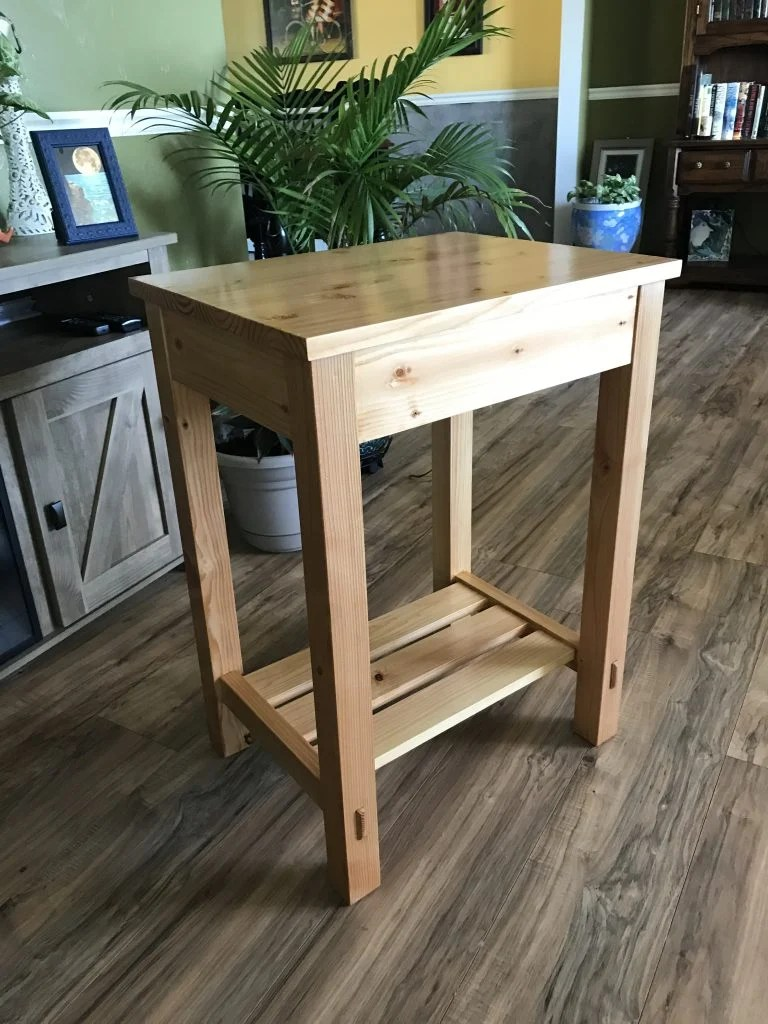 Occasional Table by c fenton