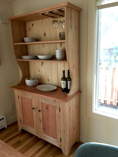 Shaker Style Hutch by Michael Mills