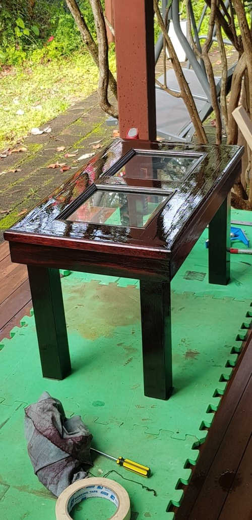 Side Table by Steve Robinson
