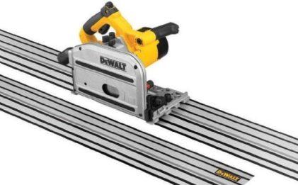 DEWALT DWS520CK 6-12-Inch 12-AMP TrackSaw