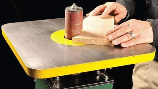 Wen oscillating belt and spindle sander review