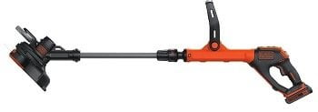 Black & Decker LSTE525 20V MAX Lithium Easy Feed String Trimmer/Edger
