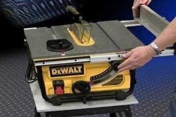 How To Adjust Bevel On Dewalt Table Saw