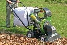 Walk-Behind Lawn/Litter Vacuums