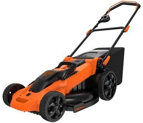 Black & Decker CM2040 40V 20-Inch Cordless Lawn Mower