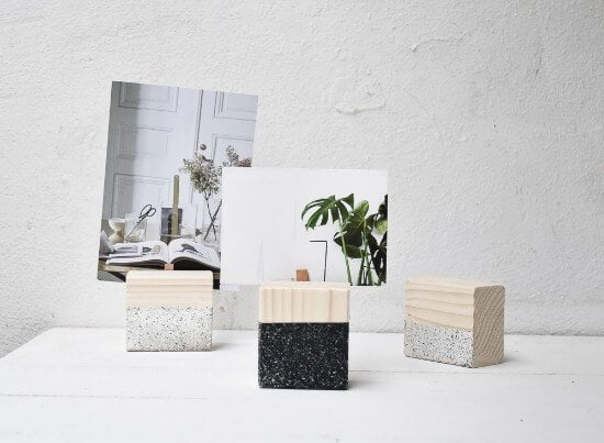 Simple & Cool DIY Wooden Picture Holders Tutorial