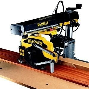 What Is A Radial Arm Saw Good For