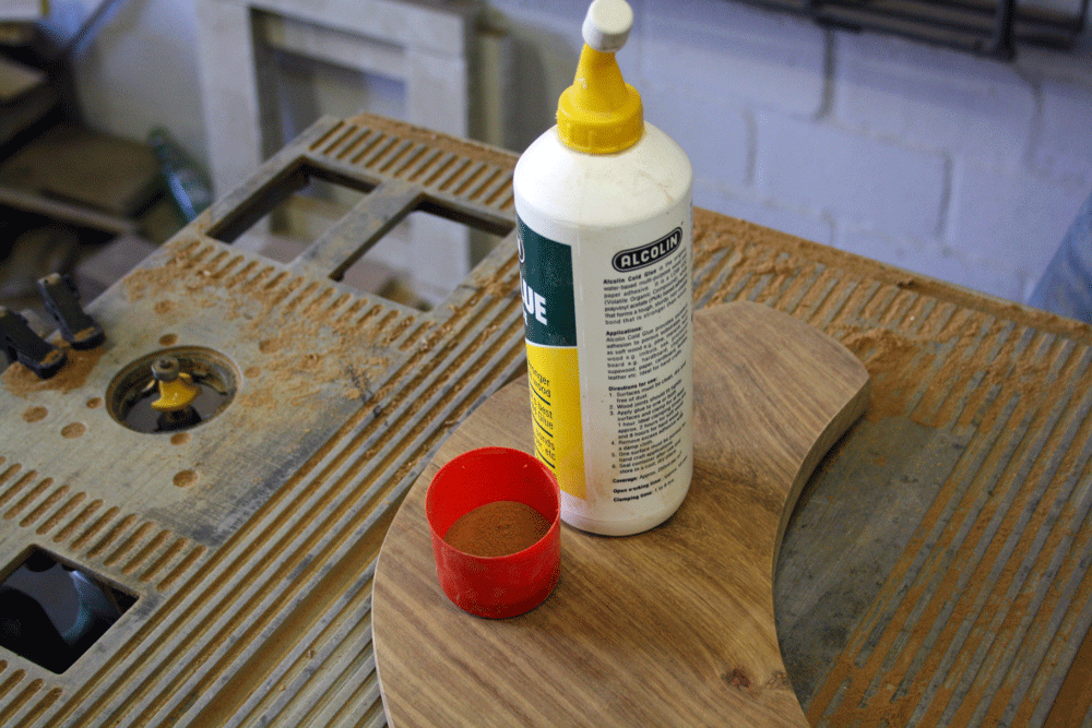 How To Make Wood Filler From Sawdust
