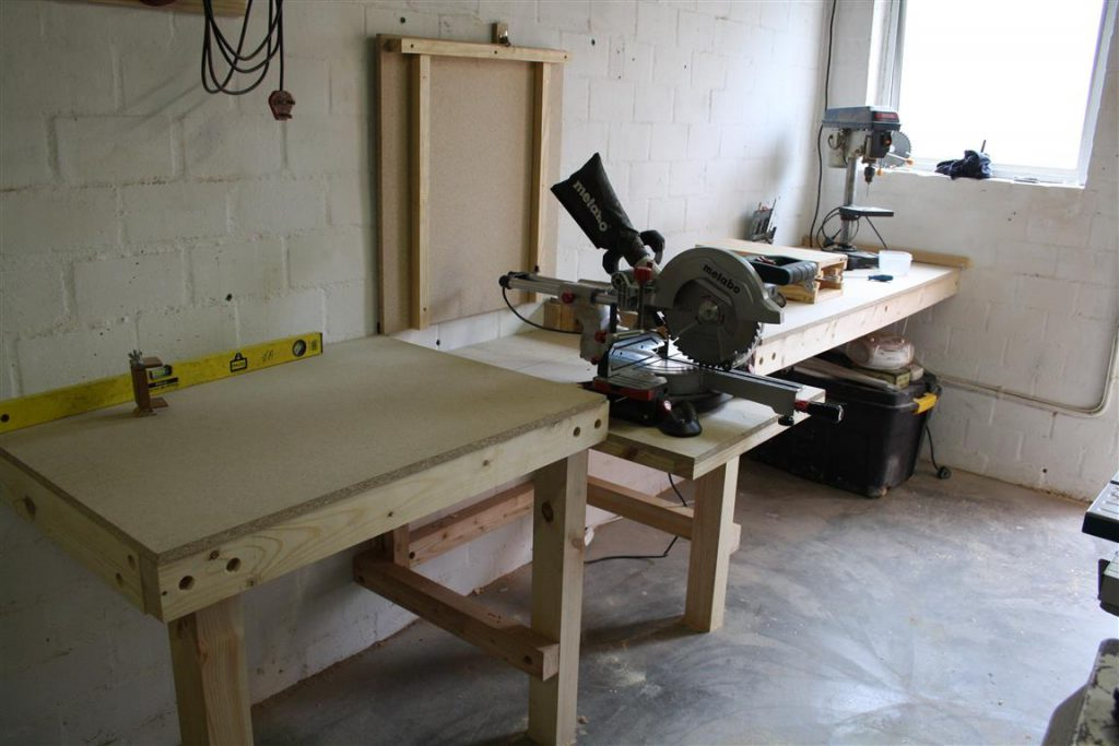 Miter Saw Bench Dimensions