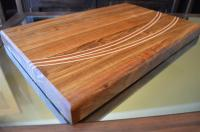 DIY Curved Inlays For Better Chopping Board Designs ...