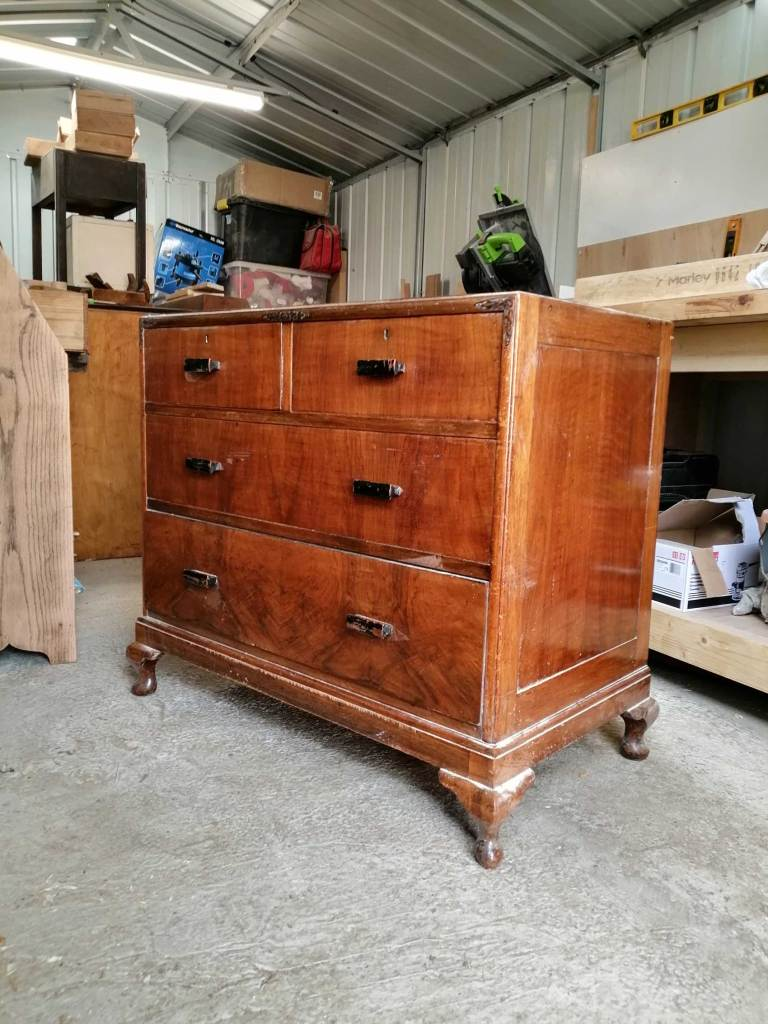 Upcycled chest of drawers - Before