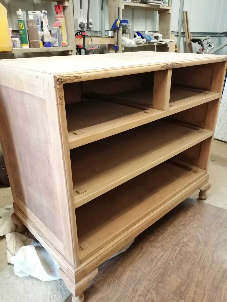 Upcycled chest of drawers - Sanded