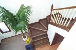 新築 吹抜け 階段