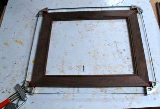 Inner panel glued up