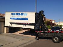 2.) Positioning off Truck