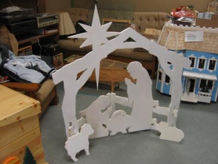 Nativity Wood Patterns My Patterns