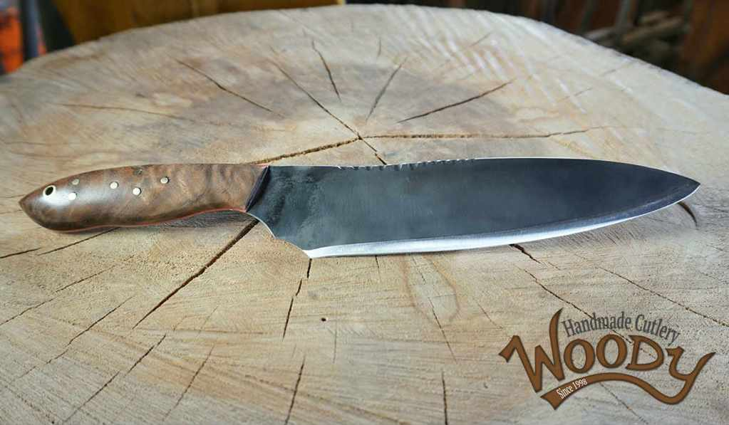 Woody French Style Chef's Knife